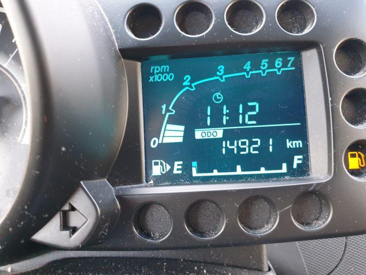 Chevrolet Spark 1.0 68 ls 5 portes i Jaune Occasion - 8