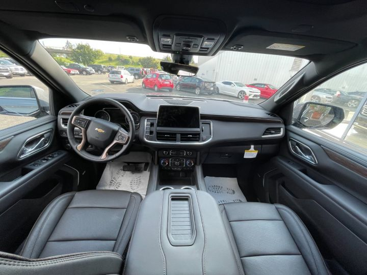 Chevrolet Suburban High Country V8 6.2 420 Chx Gris - 6