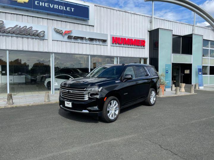 Chevrolet Tahoe High Country 2021 V8 6.2L BVA 10 Noir - 1