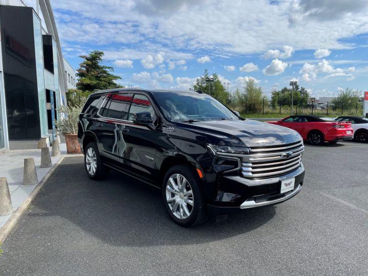 Chevrolet Tahoe High Country 2021 V8 6.2L BVA 10 Noir - 3
