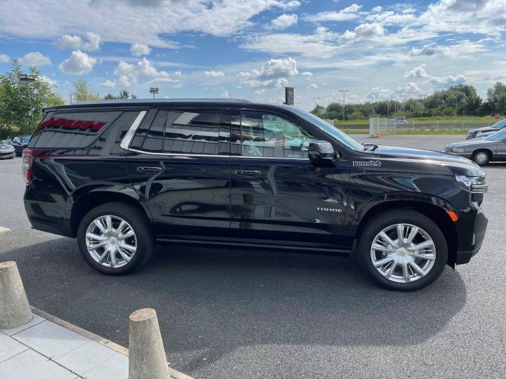 Chevrolet Tahoe High Country 2021 V8 6.2L BVA 10 Noir - 4