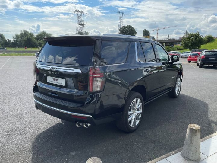 Chevrolet Tahoe High Country 2021 V8 6.2L BVA 10 Noir - 5
