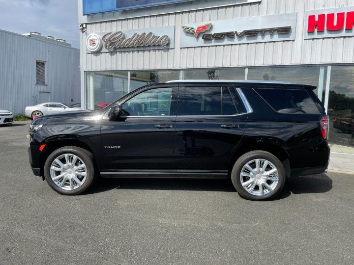 Chevrolet Tahoe High Country 2021 V8 6.2L BVA 10 Noir - 8