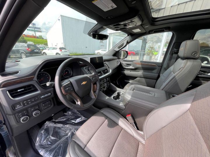 Chevrolet Tahoe High Country 2021 V8 6.2L BVA 10 Noir - 9
