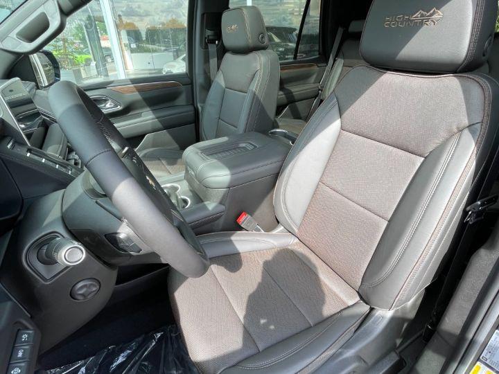 Chevrolet Tahoe High Country 2021 V8 6.2L BVA 10 Noir - 11