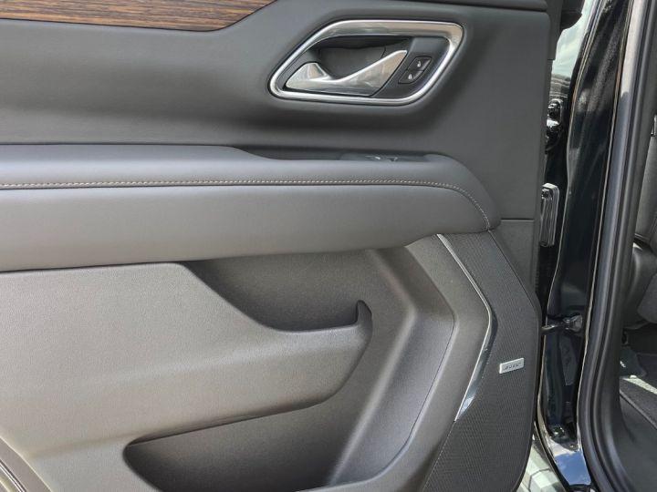 Chevrolet Tahoe High Country 2021 V8 6.2L BVA 10 Noir - 14