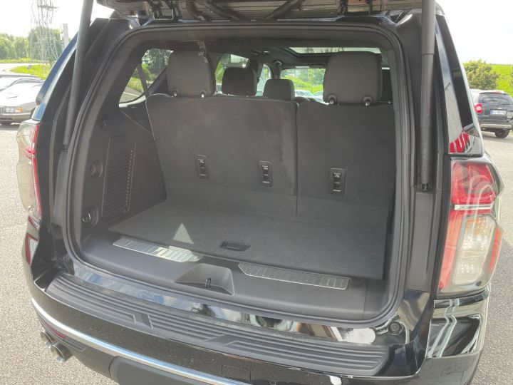 Chevrolet Tahoe High Country 2021 V8 6.2L BVA 10 Noir - 18