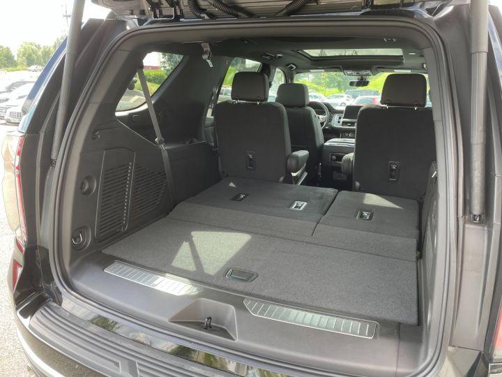 Chevrolet Tahoe High Country 2021 V8 6.2L BVA 10 Noir - 19