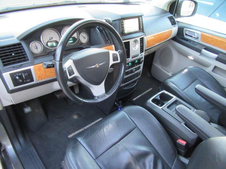 Chrysler GRAND VOYAGER 7 PLACES 2.8 CRD 20EME ANNIVERSAIRE BA Gris Fonce Occasion - 2