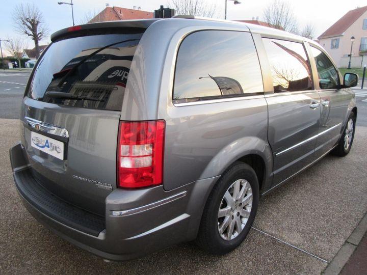 Chrysler GRAND VOYAGER 7 PLACES 2.8 CRD 20EME ANNIVERSAIRE BA Gris Fonce Occasion - 7