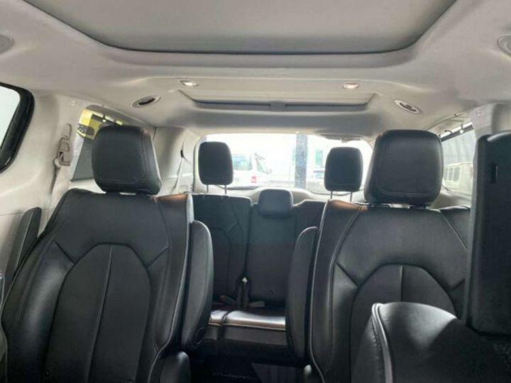Chrysler Pacifica Hybride Platinum *3TV - Cuir - 7 Places - Toit pano* Homologué+Livré+Garantie 12 mois Noire - 7