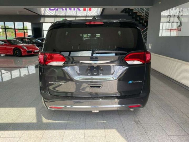 Chrysler Pacifica Hybride Platinum *3TV - Cuir - 7 Places - Toit pano* Homologué+Livré+Garantie 12 mois Noire - 12