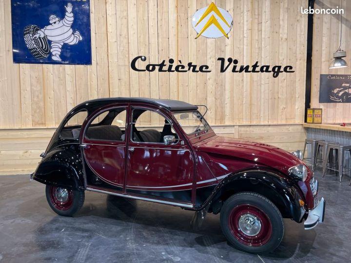 Citroen 2CV Superbe 2cv6 charleston 2eme série 1ere main 38000km d'origine Autre - 1
