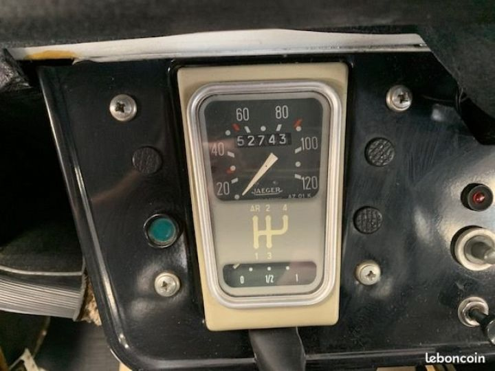Citroen 2CV Superbe Dolly 1ere main 53000km d'origine  - 7