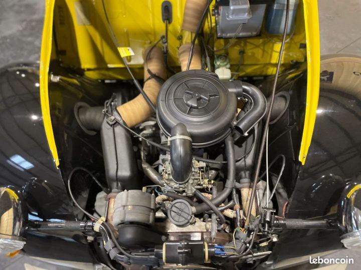 Citroen 2CV Très authentique 2cv6 charleston jaune et noire 1ère main Jaune - 6