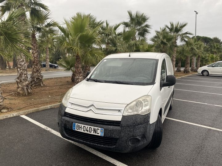 Citroen BERLINGO 625KG HDI75 BUSINESS Blanc - 1