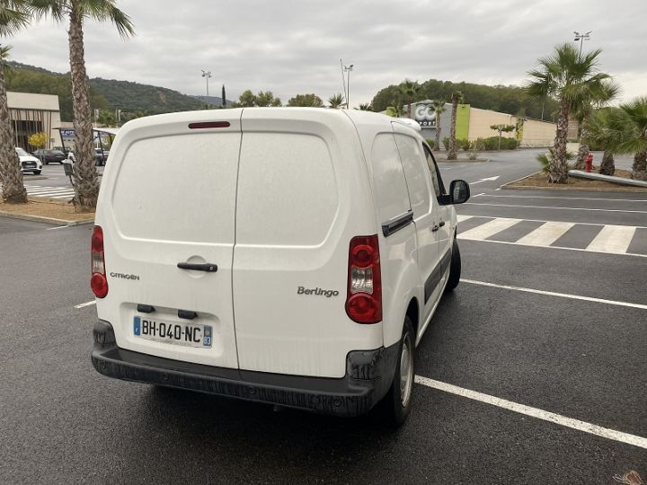 Citroen BERLINGO 625KG HDI75 BUSINESS Blanc - 2
