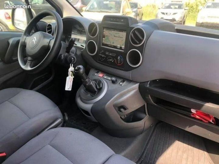 Citroen BERLINGO Citroën hdi premium Blanc Occasion - 5