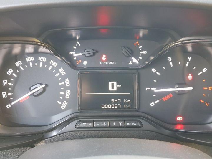 Citroen BERLINGO TAILLE M 1000Kg BLUE HDI 100 S&S CLUB blanc - 6