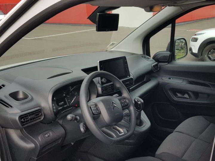 Citroen BERLINGO TAILLE M 650Kg BlueHDI 100 Driver Blanc - 3