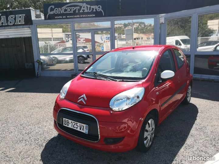 Citroen C1 AIRPLAY ROUGE Occasion - 1