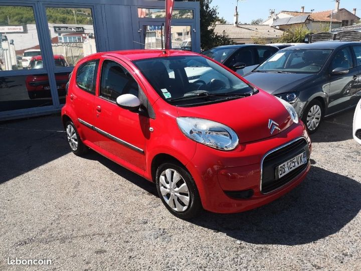 Citroen C1 AIRPLAY ROUGE Occasion - 2