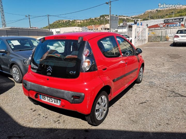 Citroen C1 AIRPLAY ROUGE Occasion - 3