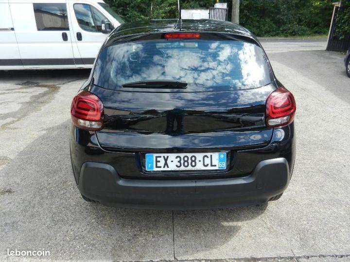 Citroen C3 BlueHDi 75 BVM Auto-Ecole Noir - 3