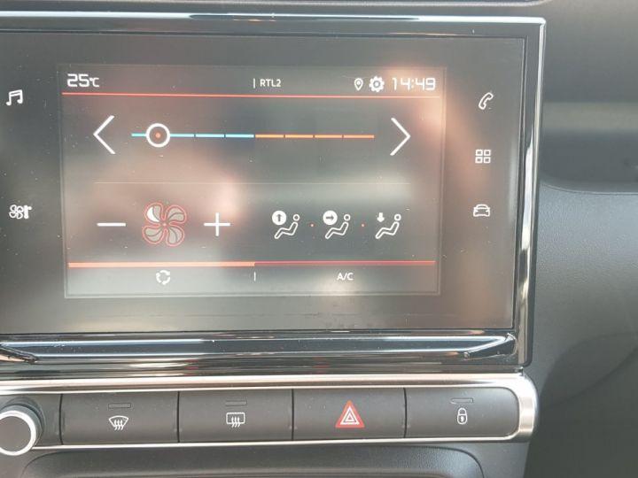 Citroen C3 C3 Aircross PureTech 110 S&S BVM6 Feel Noir - 7