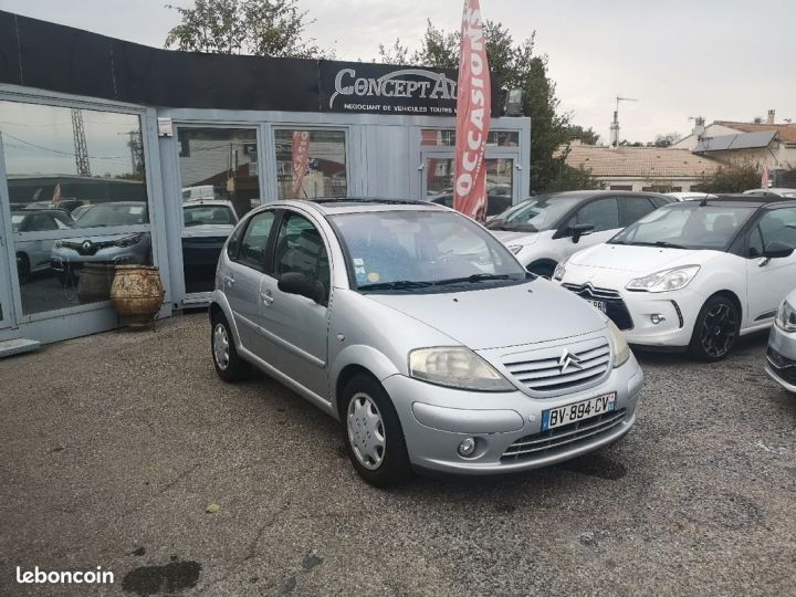 Citroen C3 EXCLUSIVE GRIS METALISE Occasion - 2