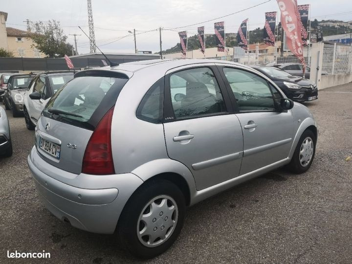 Citroen C3 EXCLUSIVE GRIS METALISE Occasion - 4