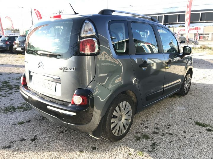 Citroen C3 Picasso EXCLUSIVE  GRIS FONCE METAL Occasion - 3