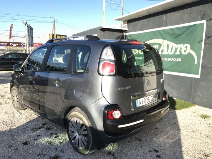 Citroen C3 Picasso EXCLUSIVE  GRIS FONCE METAL Occasion - 4