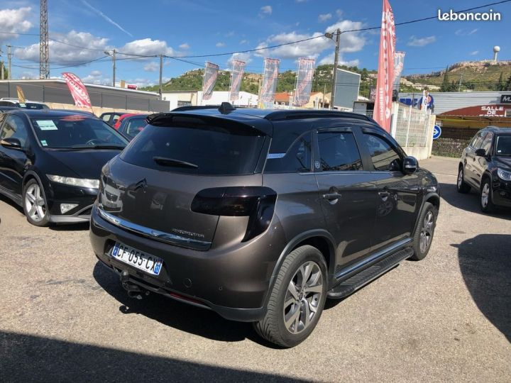 Citroen C4 AIRCROSS MARRON METAL Occasion - 4