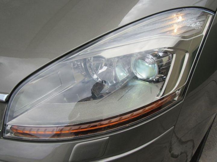 Citroen C4 Grand Picasso 2.0 HDI 150 FAP EXCLUSIVE 7PL BEIGE Occasion - 16