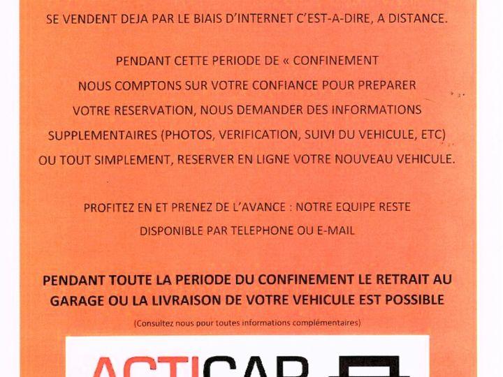 Citroen C4 Grand Picasso 2 hdi 163 bva exclusive 7 Gris Anthracite Occasion - 2