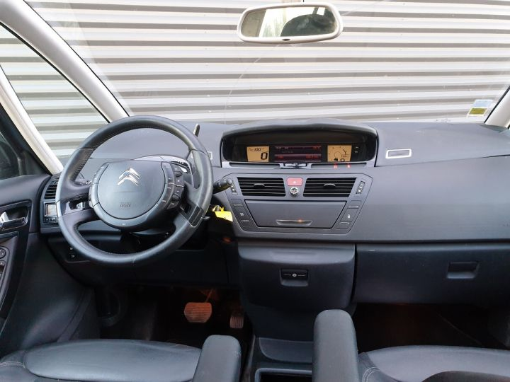 Citroen C4 Grand Picasso 2 hdi 163 bva exclusive 7 Gris Anthracite Occasion - 5