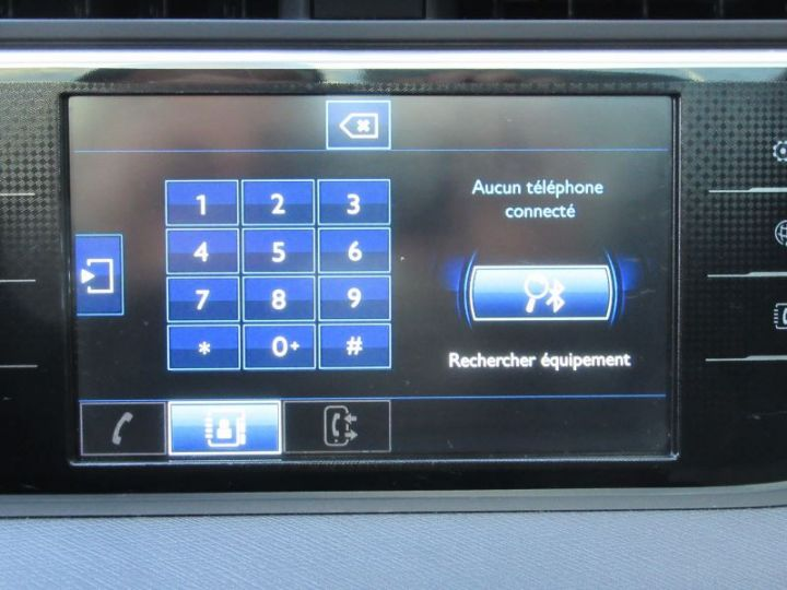 Citroen C4 Grand Picasso E-HDI 115CH BUSINESS 7 PLACES GRIS FONCE Occasion - 19