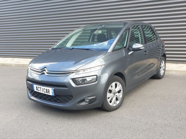 Citroen C4 Picasso 2 1.6hdi bluehdi 120 business s Gris Occasion - 1
