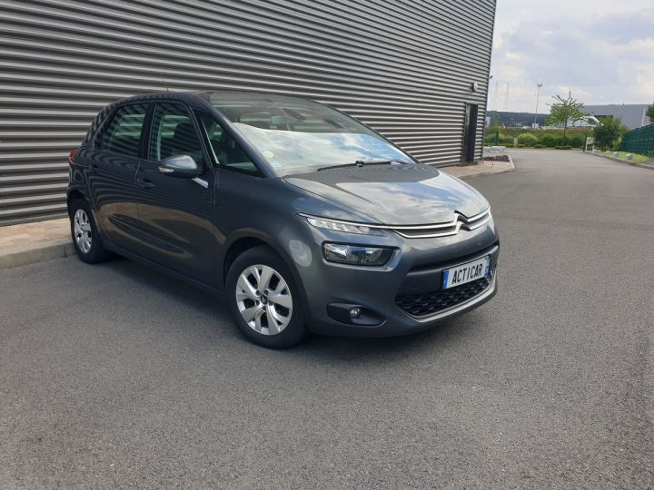Citroen C4 Picasso 2 1.6hdi bluehdi 120 business s Gris Occasion - 2