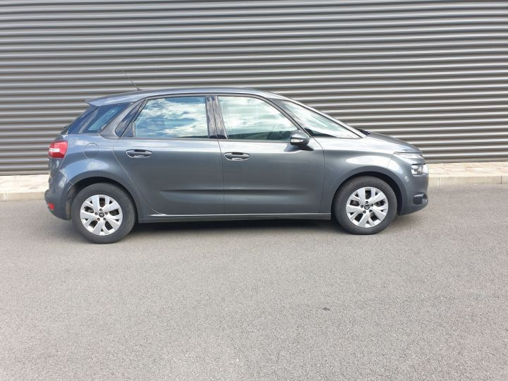 Citroen C4 Picasso 2 1.6hdi bluehdi 120 business s Gris Occasion - 3