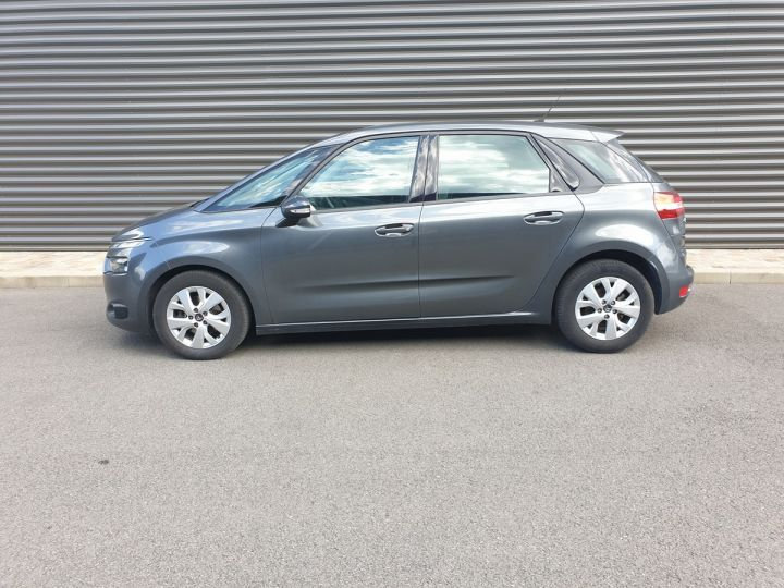 Citroen C4 Picasso 2 1.6hdi bluehdi 120 business s Gris Occasion - 4