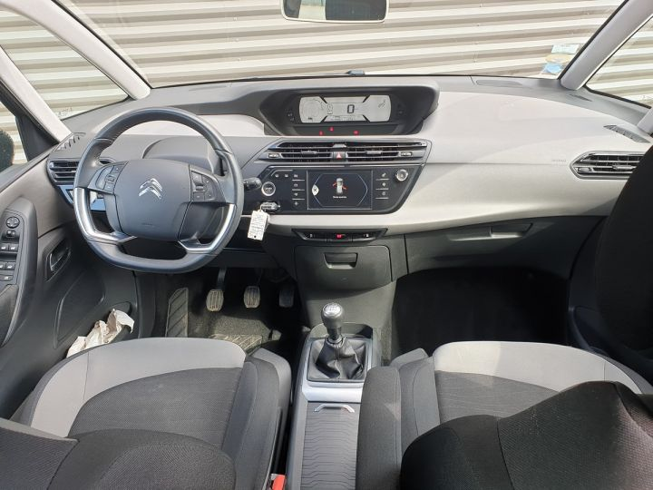 Citroen C4 Picasso 2 1.6hdi bluehdi 120 business s Gris Occasion - 5