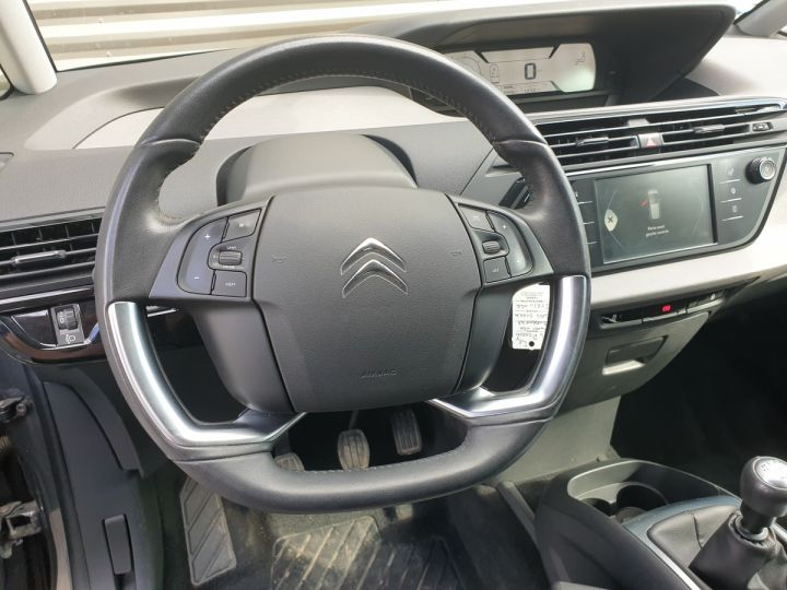 Citroen C4 Picasso 2 1.6hdi bluehdi 120 business s Gris Occasion - 8