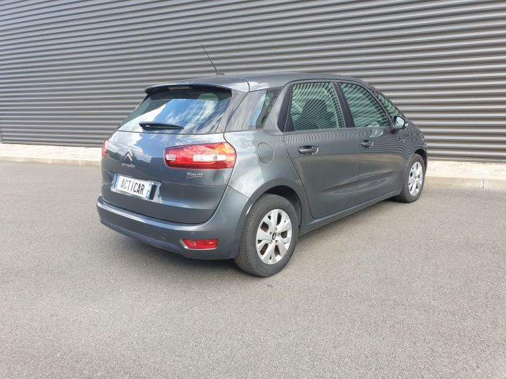 Citroen C4 Picasso 2 1.6hdi bluehdi 120 business s Gris Occasion - 15