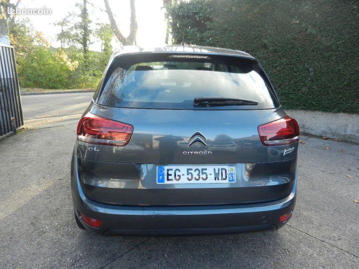 Citroen C4 Picasso blue hdi 120 eat6 business garantie 12 mois Gris - 4