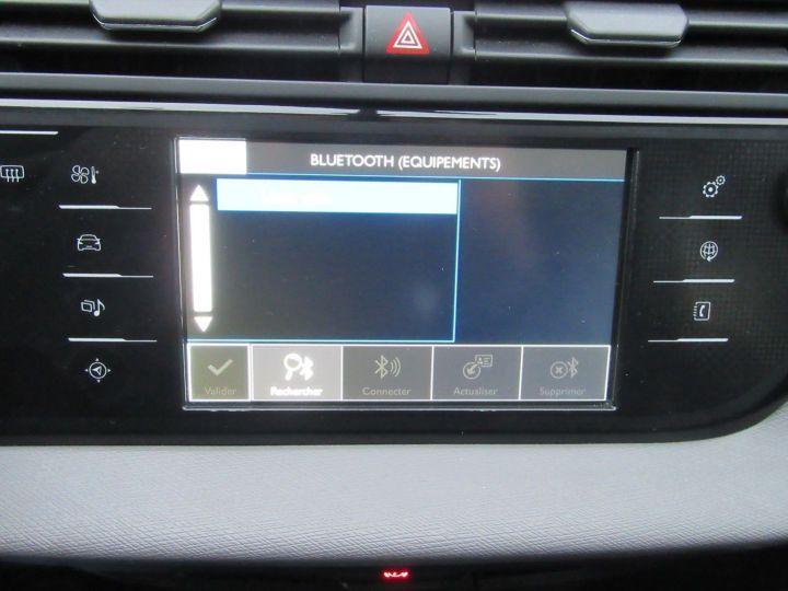 Citroen C4 Picasso E-HDI 115CH BUSINESS ETG6 Gris Clair - 14