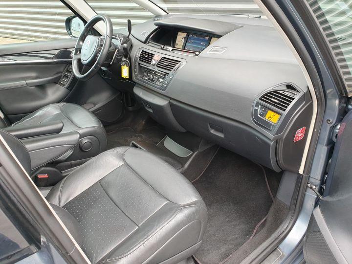 Citroen C4 Picasso grand hdi 163 cv bva 7 places Gris Occasion - 8