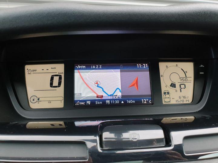 Citroen C4 Picasso grand hdi 163 cv bva 7 places Gris Occasion - 13