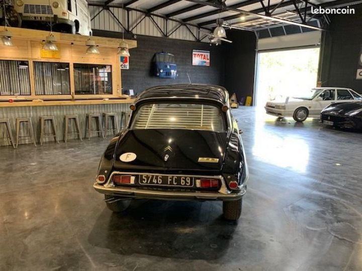 Citroen DS ds21 injection pallas 1970 poignée cuillere Noir - 3
